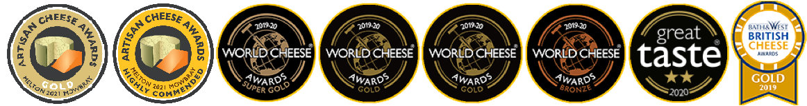Two Hoots have won many awards for their handmade UK blue cheese.